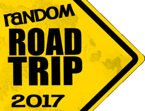 Random Road Trip August 5