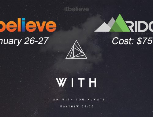 "CIY ""Believe"" January 26-27"