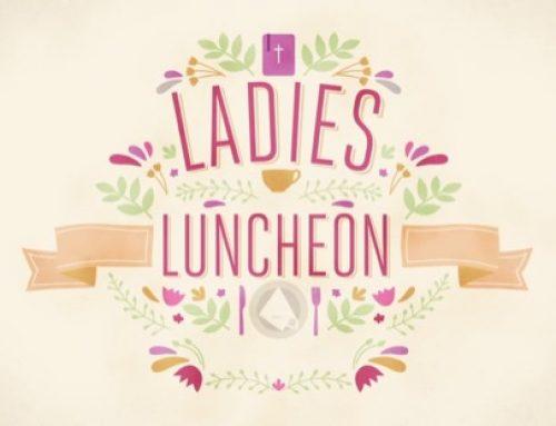 Sapulpa Ladies Spring Luncheon