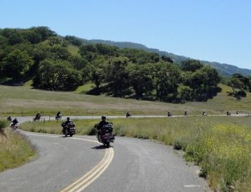 Motorcycle Ride & Lunch