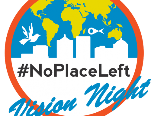 No Place Left Vision Night