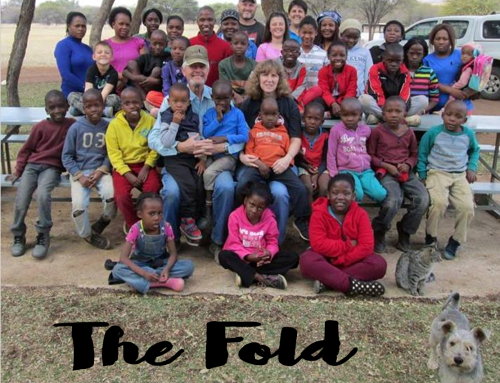 Supporting The Fold Children's Home