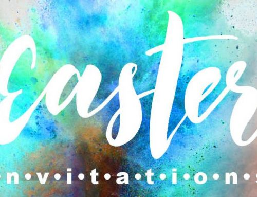 """""""Reach Out"""" This Easter with Special Invites"""