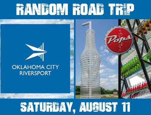 Random Road Trip August 11
