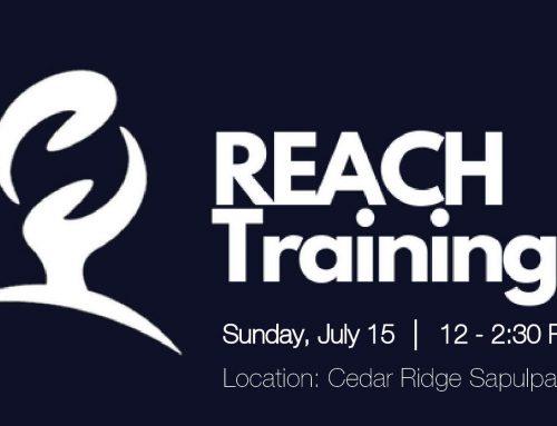 REACH Training – Cedar Ridge Sapulpa
