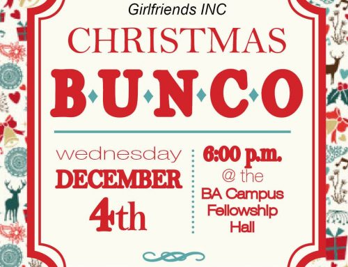 Christmas Bunco – BA Campus