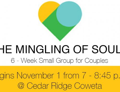 Mingling of Souls Small Group