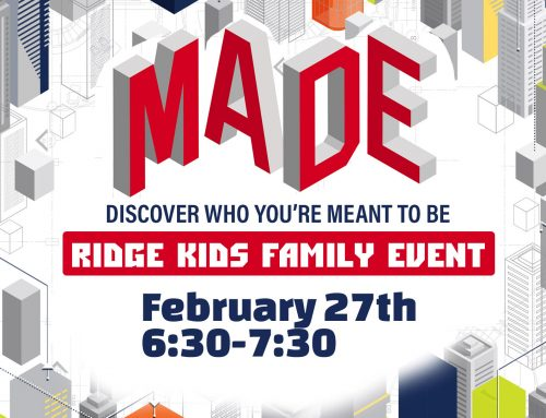 Wednesday Night Family Event – February 27