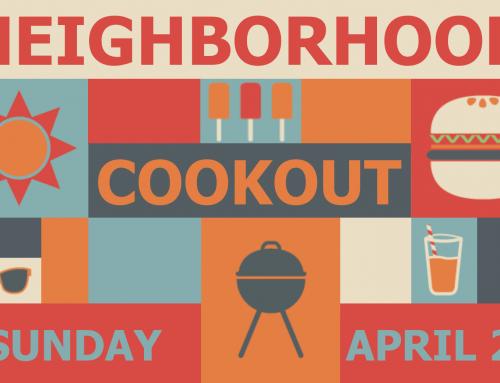 Neighborhood Cookout – Cedar Ridge Coweta