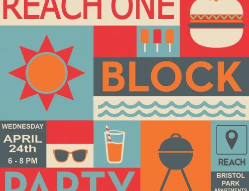 BA REACH Block Party