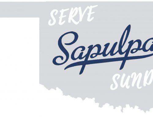 Serve Sapulpa Sunday
