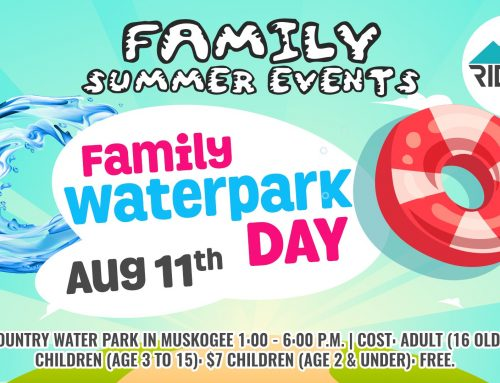 Family Water Park Day