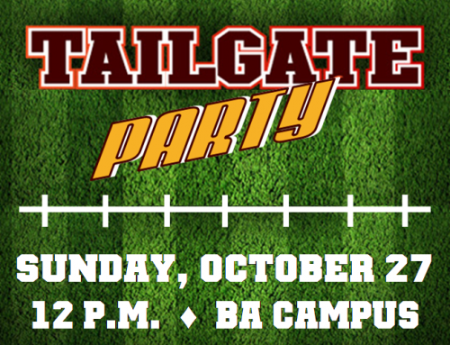 BA Campus Tailgate Party