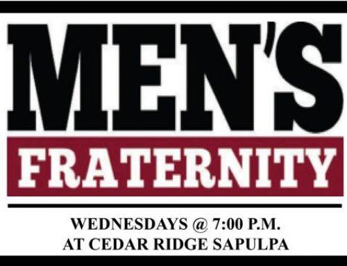 Men's Fraternity Bible Study