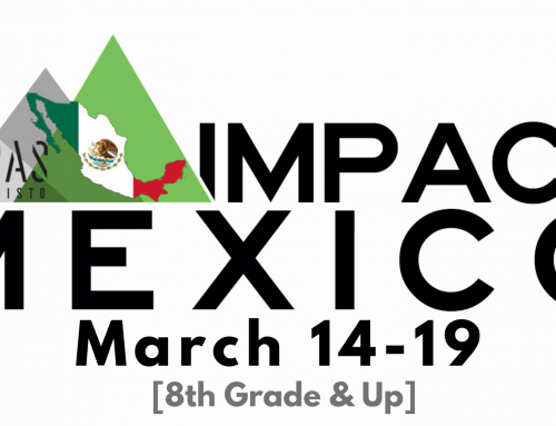 Impact Mexico – 2021 Spring Break Mission Trip