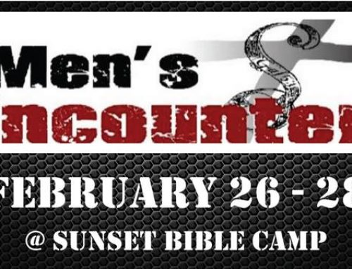 Men's Encounter – February 26-28