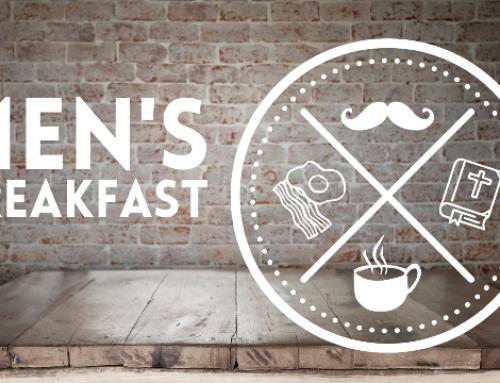 Cedar Ridge Coweta Men's Breakfast – October 9