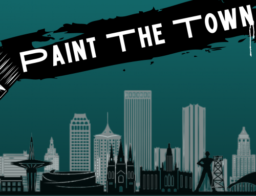 Paint the Town June 1-3