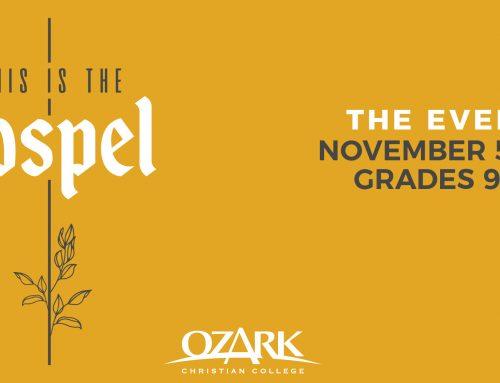 The Event – November 5 & 6 in Joplin, MO