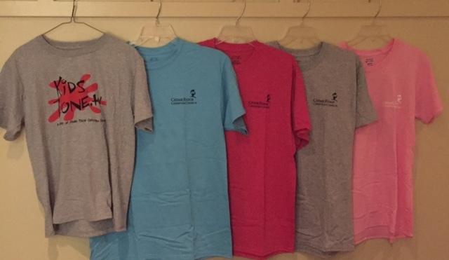 CRCC Tshirts and KZ