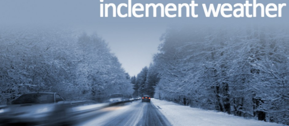 Inclement-Weather a
