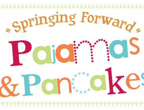 "Sapulpa ""Spring Forward"" Pj's and Pancakes Day"