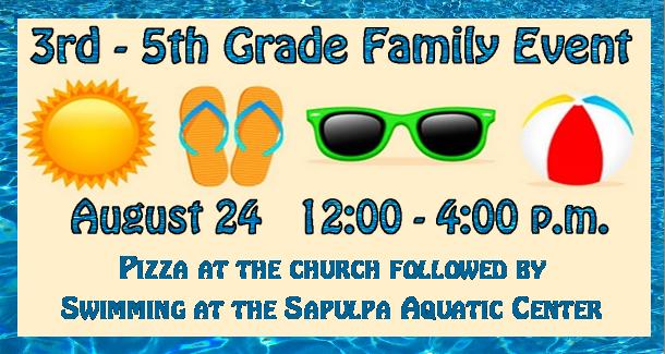 Sapulpa swim party