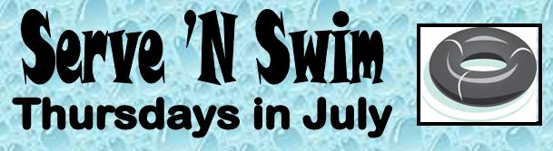 Serve n Swim