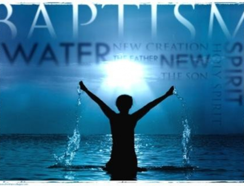 Baptism Sunday – September 10